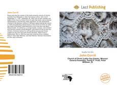 Bookcover of John Corrill