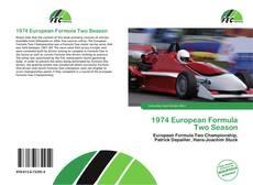Capa do livro de 1974 European Formula Two Season