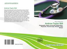 Bookcover of Andrew Taylor Still