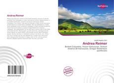 Bookcover of Andrea Reimer