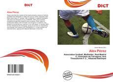 Bookcover of Alex Pérez