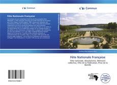 Portada del libro de Fête Nationale Française