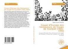 Coupe d'Europe des Vainqueurs de Coupe de Football 1965-1966的封面