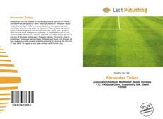 Bookcover of Alexander Tettey