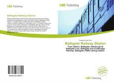 Borítókép a  Bathgate Railway Station - hoz