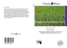 Portada del libro de Luis Gil