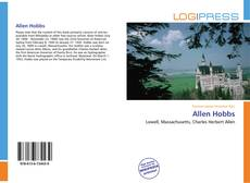 Allen Hobbs kitap kapağı