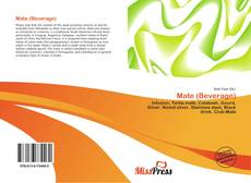 Bookcover of Mate (Beverage)