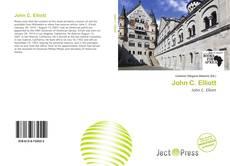 Buchcover von John C. Elliott