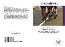 Bookcover of David Arroyo