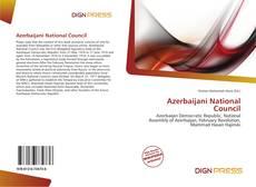 Portada del libro de Azerbaijani National Council