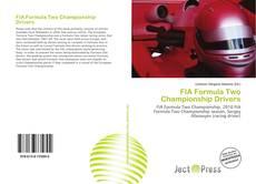 Capa do livro de FIA Formula Two Championship Drivers
