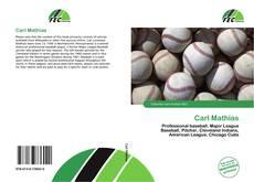 Bookcover of Carl Mathias