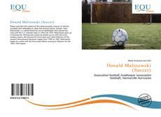 Bookcover of Donald Malinowski (Soccer)