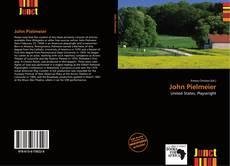 Portada del libro de John Pielmeier