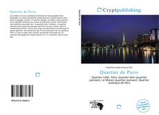 Quartier de Paris的封面