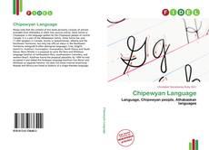 Borítókép a  Chipewyan Language - hoz