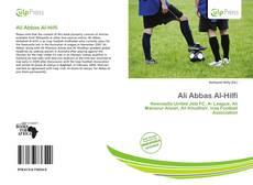 Capa do livro de Ali Abbas Al-Hilfi