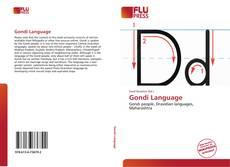 Gondi Language kitap kapağı