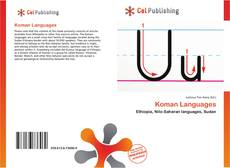 Bookcover of Koman Languages