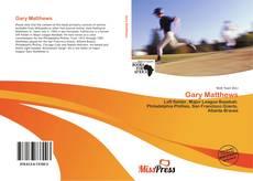 Bookcover of Gary Matthews