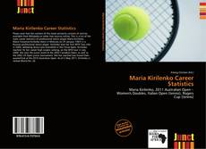 Buchcover von Maria Kirilenko Career Statistics
