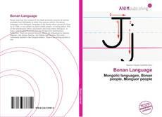 Copertina di Bonan Language