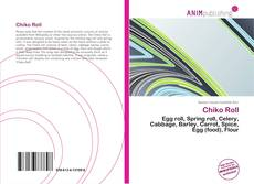 Bookcover of Chiko Roll