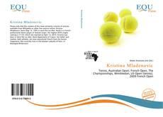 Bookcover of Kristina Mladenovic