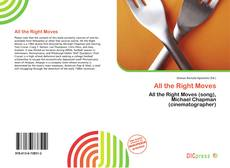 Portada del libro de All the Right Moves