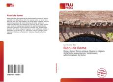 Bookcover of Rioni de Rome