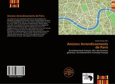 Обложка Anciens Arrondissements de Paris