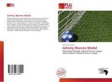 Обложка Johnny Warren Medal