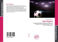 Bookcover of Bark Seghiri