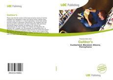 Bookcover of Galliker's