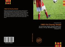 1983 FA Charity Shield的封面