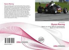Capa do livro de Dyson Racing