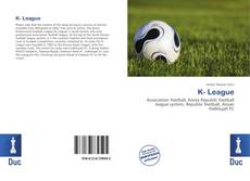 Bookcover of K- League