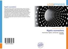 Bookcover of Hyptis suaveolens