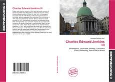 Bookcover of Charles Edward Jenkins III