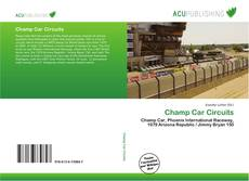 Bookcover of Champ Car Circuits