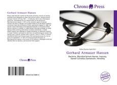 Bookcover of Gerhard Armauer Hansen