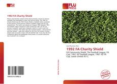 1992 FA Charity Shield的封面