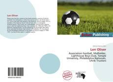 Buchcover von Len Oliver