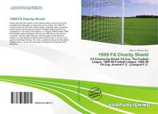 1989 FA Charity Shield的封面