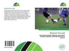 Brahim Ferradj kitap kapağı