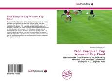 Bookcover of 1966 European Cup Winners' Cup Final