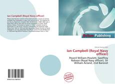 Bookcover of Ian Campbell (Royal Navy officer)