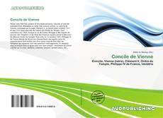 Couverture de Concile de Vienne