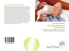 Bookcover of George Chapman (Murderer)